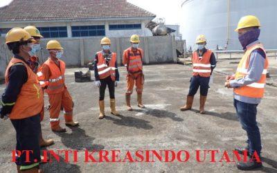 CLEANING TANKI T.1 EX. CSL DI PT. AKR CORPORINDO TBK – TERMINAL AKR SEMARANG