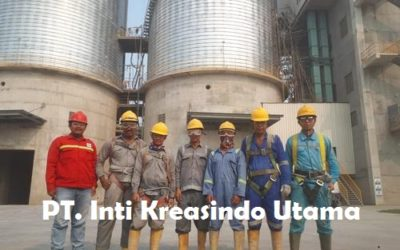 CLEANING TANKI SILO CEMENT
