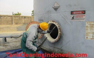 CLEANING TANKI CSL DI PT. AKR CORPORINDO TBK – TERMINAL AKR BANDUNG