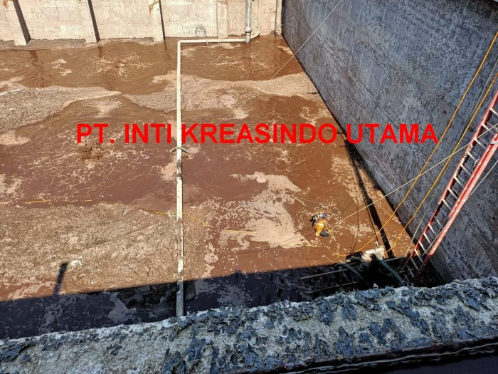 AERATION CLEANING SERVICES PT. ECCO TANNERY INDONESIA