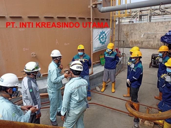 Cleaning Tank HSD Kapasitas 800KL PT. SMELTING